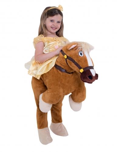 d guisement princesse belle port e par cheval fille morphsuits deguise toi achat de. Black Bedroom Furniture Sets. Home Design Ideas