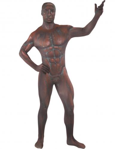 Déguisement combinaison Statue de Bronze adulte Morphsuits™-1