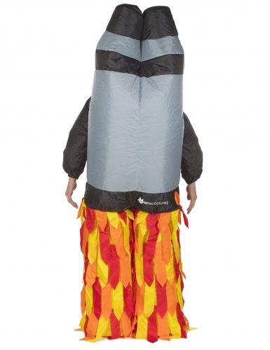 Déguisement homme porté par Jet Pack adulte Morphsuits™-2