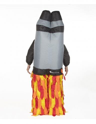 Déguisement gonflable enfant porté par Jet Pack Morphsuits™-1