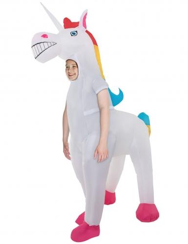 Déguisement gonflable Licorne géante enfant Morphsuits™