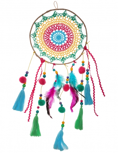 Attrape rêve Mexique multicolore 58 cm