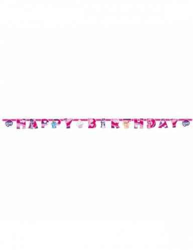 Guirlande Happy Birthday My Little Pony™ 200 x 15 cm