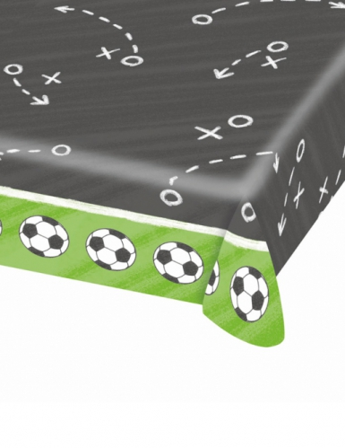 Nappe en papier Football 120 x 180 cm