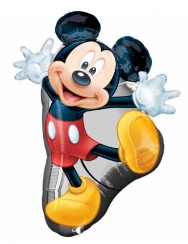 Ballon aluminium Mickey™ 55 X 78 cm