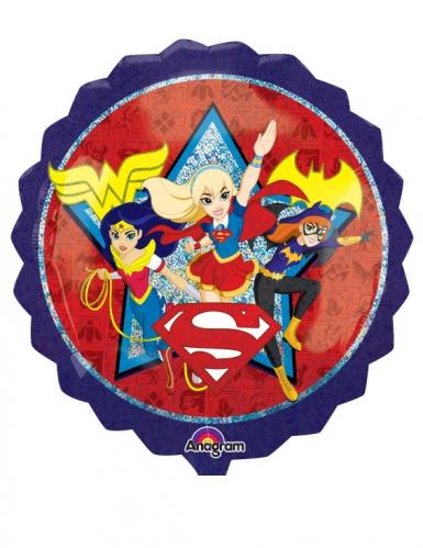 Ballon aluminium DC Super Hero Girls™ 71 x 71 cm