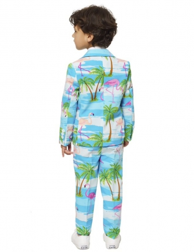 Costume Mr. Flamingo enfant Opposuits™-1