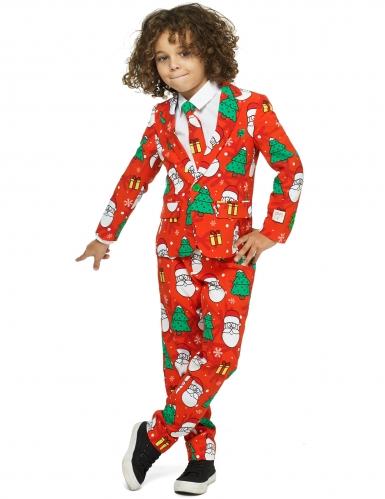Costume Mr. Holiday hero enfant Opposuits™