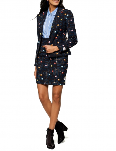 Costume Mrs. Pac-Man™ femme Opposuits™