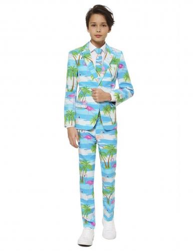 Costume Mr. Flamingo adolescent Opposuits™