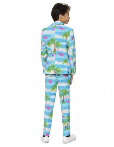 Costume Mr. Flamingo adolescent Opposuits™-1