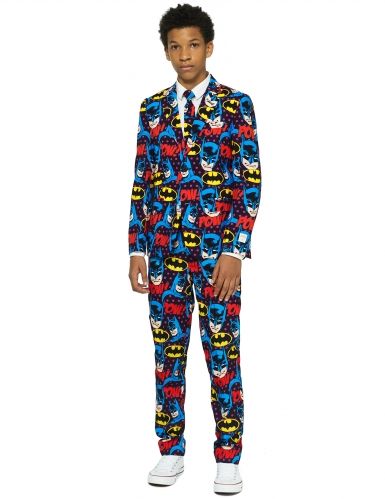 Costume Mr. Batman™ concept adolescent Opposuits™