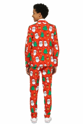 Costume Mr. Holiday hero adolescent Opposuits™-1