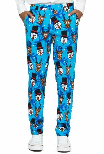 Costume Mr. Winter winner adolescent Opposuits™-2
