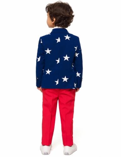 Costume Mr. USA enfant Opposuits™-1