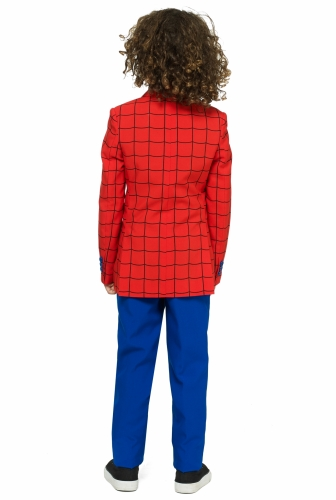 Costume Mr. Spiderman™ enfant Opposuits™-1