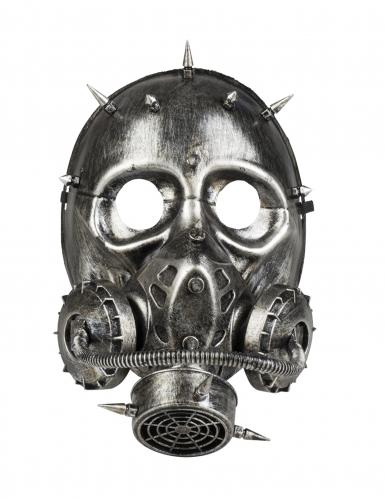 Masque à gaz Steampunk adulte-1