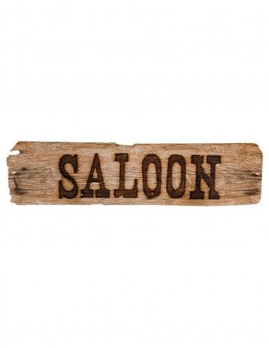 D/écoration de f/ête porte Western Saloon