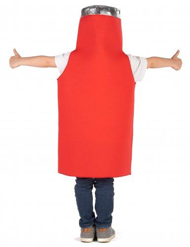 Déguisement ketchup enfant-1