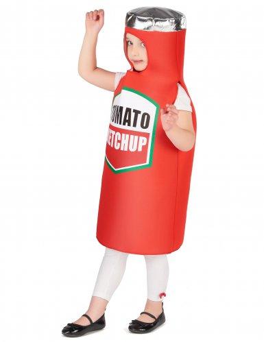 Déguisement ketchup enfant-2