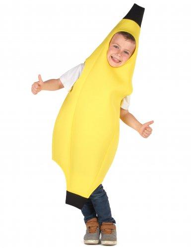 Déguisement banane enfant