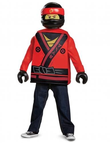 Déguisement Kai Ninjago™ LEGO® rouge enfant