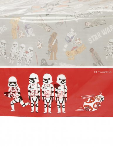 Nappe en plastique Star Wars Forces™ 120 x 180 cm-1