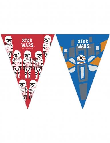 Guirlande 9 fanions Star Wars Forces™ 2,3 m x 25 cm