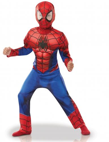 Déguisement luxe Spiderman™ série animée garçon