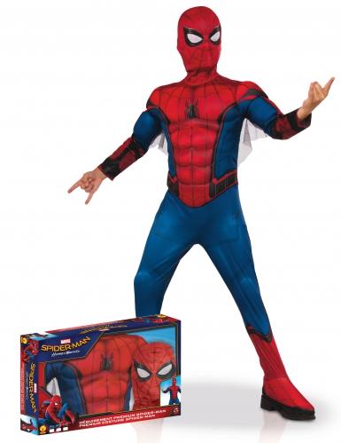Coffret déguisement luxe Spiderman Homecoming™ garçon