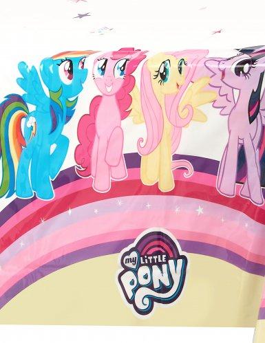 Nappe en plastique My Little Pony™ 120 x 180 cm-1