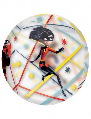 Ballon rond aluminium Les Indestructibles™ 40 X 40 cm-3