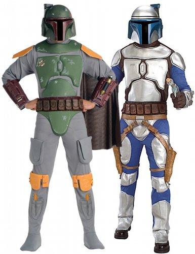 Déguisement couple Jango et Boba Fett - Star Wars™