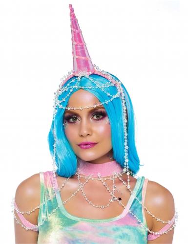 Kit showgirl licorne femme