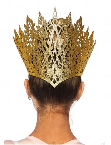 Couronne reine dorée sexy femme-1