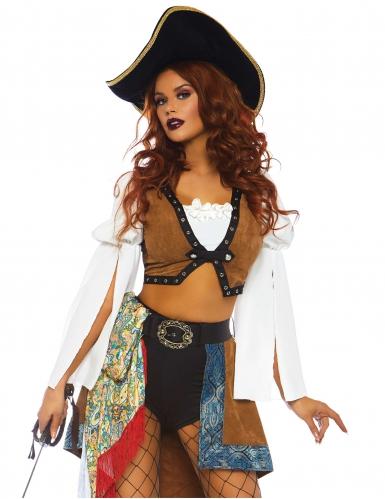 Déguisement corsaire pirate sexy femme
