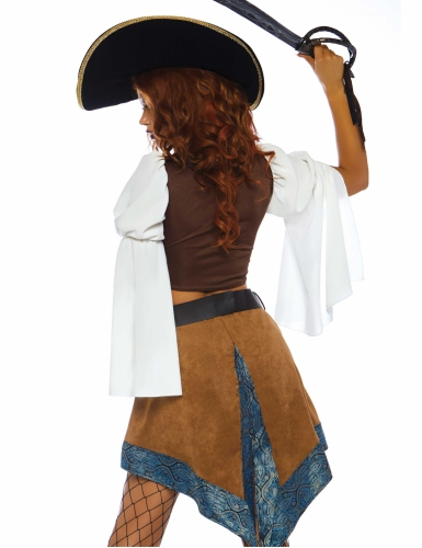 Déguisement corsaire pirate sexy femme-1