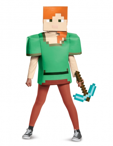 Pioche Minecraft™ enfants-1