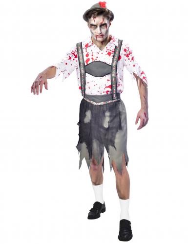 Déguisement Oktoberfest zombie homme