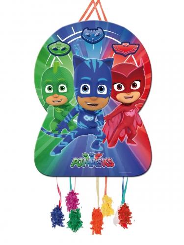 Piñata en carton Pyjamasques™ 46 x 65 cm