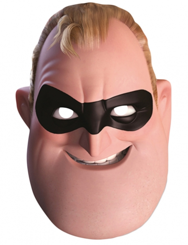 Masque en carton Mr Indestructible™ adulte