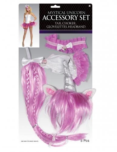 Kit accessoires licorne sexy femme-1