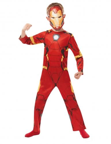 Déguisement classique Iron Man™ enfant-1