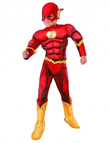 Déguisement deluxe Flash™ garçon