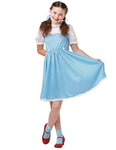 Déguisement Dorothy Le magicien d'Oz™ fille