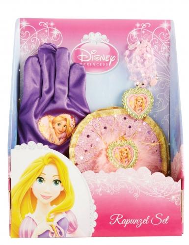 Kit accessoires princesse Raiponce™ fille-1