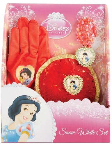 Kit accessoires princesse Blanche-Neige™ fille-1