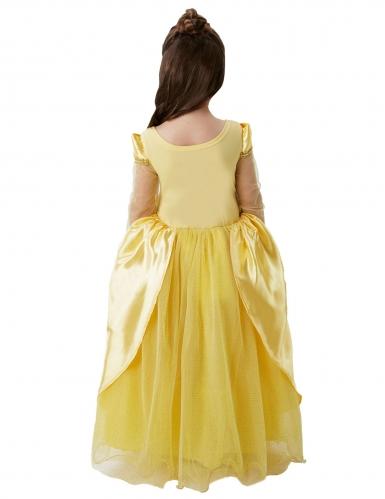 Déguisement premium Belle™ fille-1