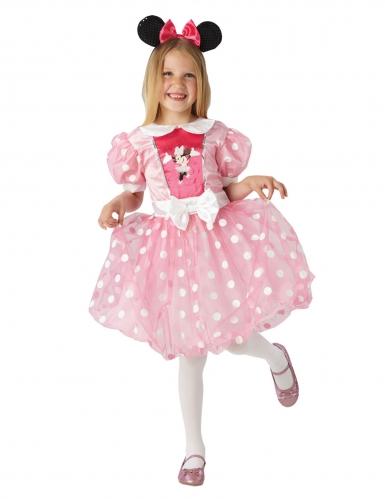 Déguisement Minnie™ rose robe fille