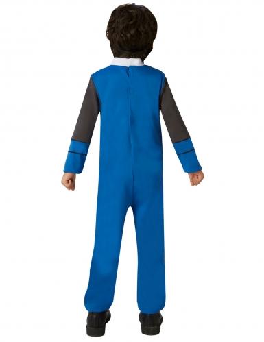 Déguisement classique Power Rangers Ninja Steel™ bleu enfant-1